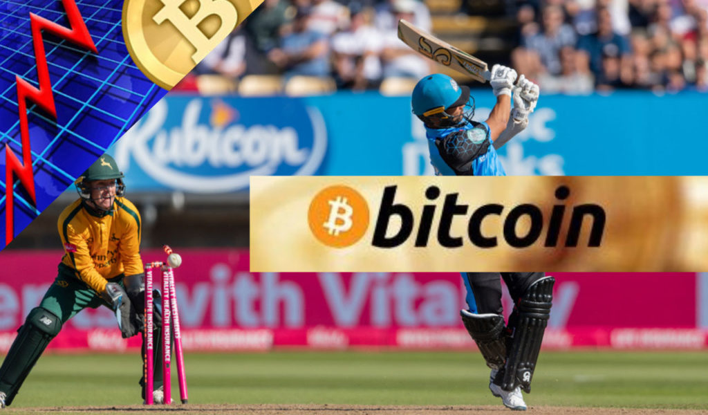 Bitcoin Cricket Betting Sites