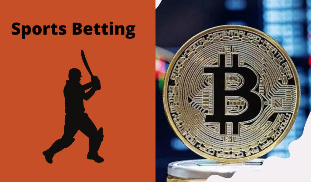 bitcoin sports betting option